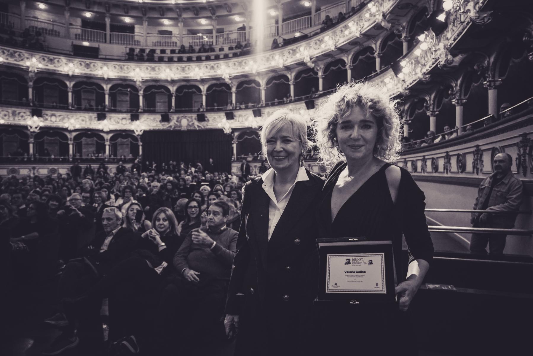 Piera Detassis, Valeria Golino