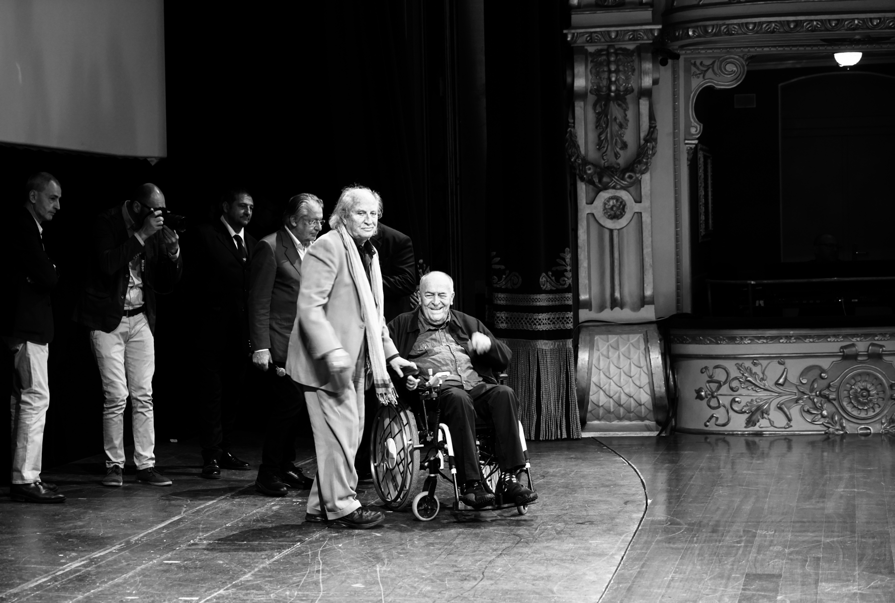 Vittorio Storaro, Bernardo Bertolucci